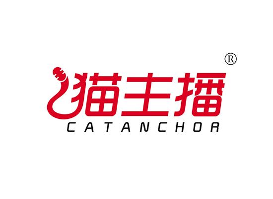 猫主播 CATANCHOR商标